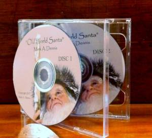 old world santa DVd